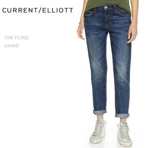 Current/Elliot The Fling Loved Denim Jean